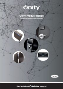 Katalog produktów ONITY